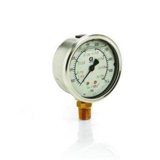 流体压力计量表