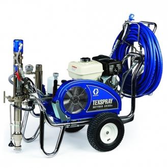 固瑞克GH300DI液压腻子/涂料多功能喷涂机